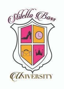 Stiletto Boss University Logo